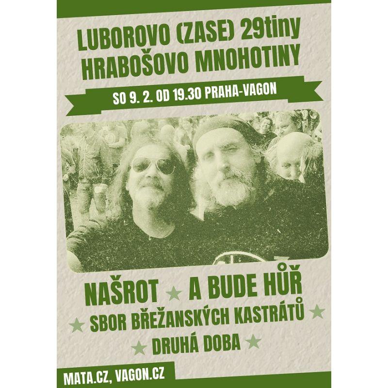 Lubor Hraboš narozky 2019